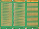 4 layer .012 thick chip modules telecom application